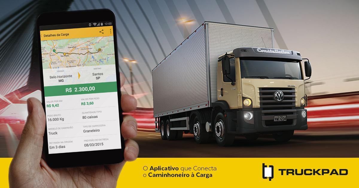 Entregador TruckPad